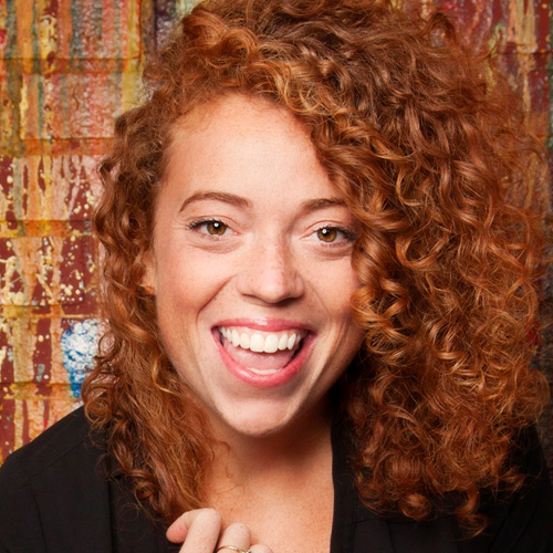 Newsflash: Michelle Wolf Is a Comedian